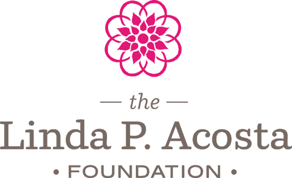 The Linda P. Acosta Foundation logo